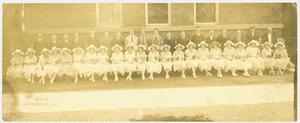 Primary view of object titled '[1921 Longview High School Graduating Class]'.