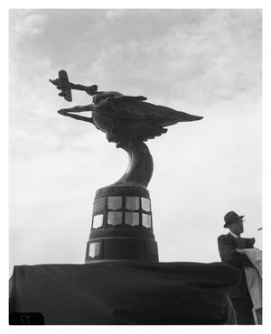 Primary view of object titled 'Bendix Trophy'.