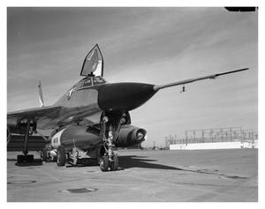 Primary view of object titled '[B-58 Exterior View]'.