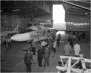 Primary view of object titled 'First Weighing of F-111A #1'.