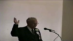 McMurry University Distinguished Alumni Luncheon 1997 Honoring Dr. Kenneth Day