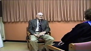 Oral History Interview with Darris Egger, February 20, 2001