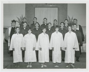[Congregation Ahavath Sholom Confirmation Class, 1967]