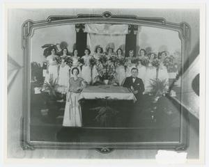 [Congregation Ahavath Sholom Confirmation Class, 1932]