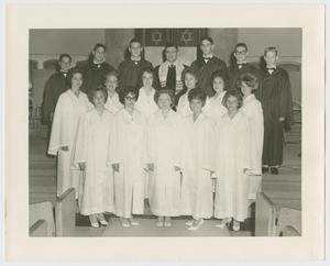 [Congregation Ahavath Sholom Confirmation Class, 1962]