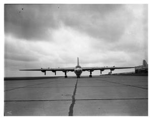 Primary view of object titled 'B-36 A #3'.