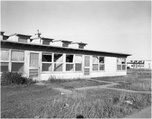 Primary view of object titled 'Homes to be Demolished'.