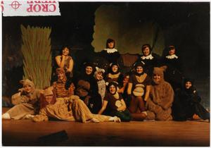 "Primary view of object titled '[Photograph of ""The Jungle Book"" at Sing]'."
