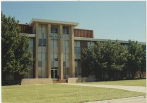 Photograph of Nix Hall