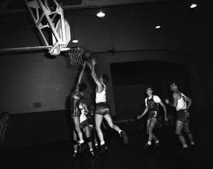 Primary view of object titled '[Basketball Game]'.