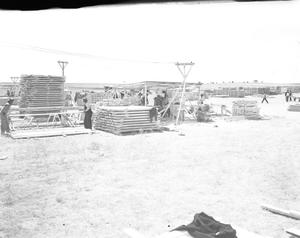 Primary view of object titled '[Housing Project]'.