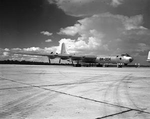 Primary view of object titled '[B-36A #1]'.