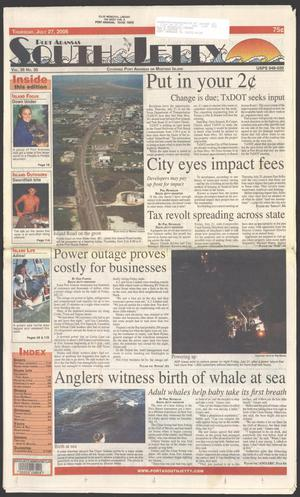 Port Aransas South Jetty (Port Aransas, Tex.), Vol. 36, No. 30, Ed. 1 Thursday, July 27, 2006