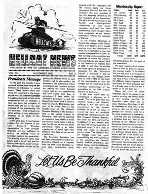 Primary view of object titled 'Hellcat News, (Springfield, Ill.), Vol. 35, No. 3, Ed. 1, November 1980'.