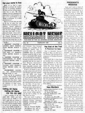 Primary view of object titled 'Hellcat News, (Springfield, Ill.), Vol. 35, No. 6, Ed. 1, February 1981'.