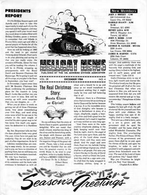 Primary view of object titled 'Hellcat News, (Godfrey, Ill.), Vol. 38, No. 4, Ed. 1, December 1984'.