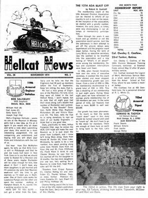 Primary view of object titled 'Hellcat News, (Maple Park, Ill.), Vol. 28, No. 3, Ed. 1, November 1974'.