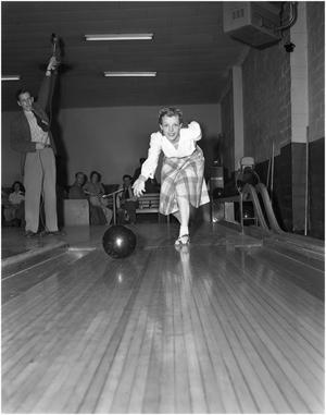 Primary view of object titled 'Elayne Montgomery Bowling'.