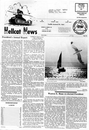 Primary view of object titled 'Hellcat News, (Kirkland, Wash.), Vol. 31, No. 1, Ed. 1, September/October 1976'.