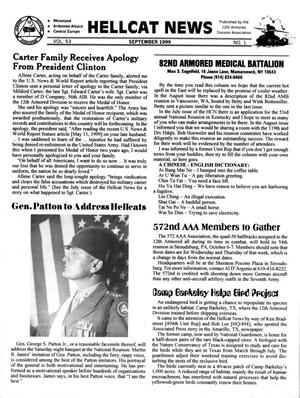 Hellcat News, (Kingman, Ariz.), Vol. 53, No. 1, Ed. 1, September 1999
