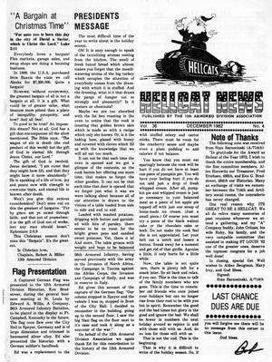 Primary view of object titled 'Hellcat News, (Godfrey, Ill.), Vol. 36, No. 4, Ed. 1, December 1982'.