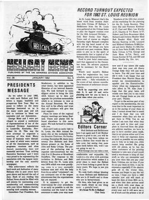 Primary view of object titled 'Hellcat News, (Kirkland, Wash.), Vol. 36, No. 5, Ed. 1, January 1982'.