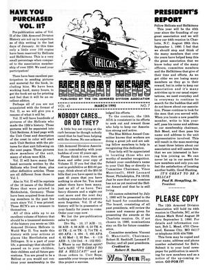 Primary view of object titled 'Hellcat News, (Godfrey, Ill.), Vol. 43, No. 7, Ed. 1, March 1990'.
