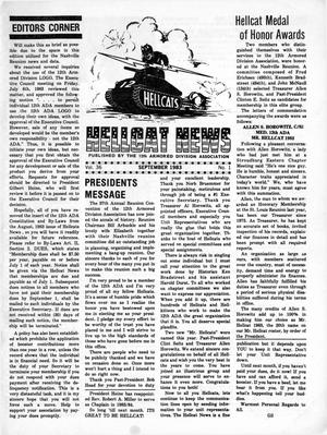Primary view of object titled 'Hellcat News, (Godfrey, Ill.), Vol. 37, No. 1, Ed. 1, September 1983'.