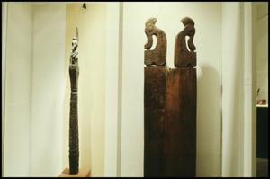 Primary view of object titled 'Art of the Archaic Indonesians [Exhibition Photographs]'.