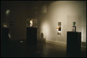 Primary view of object titled 'Ancient and Medieval Art from a Dallas Private Collection [Exhibition Photographs]'.