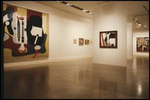 Primary view of object titled 'Arshile Gorky, 1904-1948: A Retrospective [Exhibition Photographs]'.