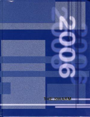 Primary view of object titled 'The Swarm, Yearbook of Howard Payne University, 2006'.