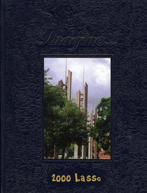Primary view of object titled 'The Lasso, Yearbook of Howard Payne University, 2000'.