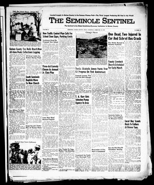Primary view of object titled 'The Seminole Sentinel (Seminole, Tex.), Vol. 42, No. 10, Ed. 1 Thursday, February 10, 1949'.