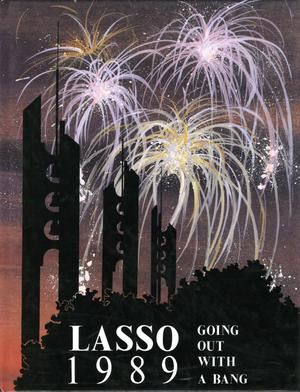 The Lasso, Yearbook of Howard Payne University, 1989