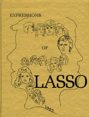 Primary view of object titled 'The Lasso, Yearbook of Howard Payne University, 1983'.