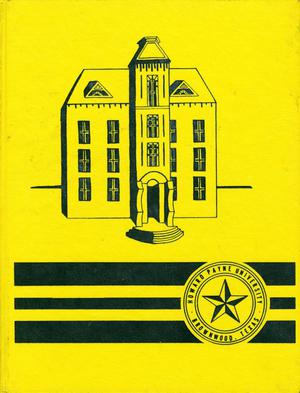 Primary view of object titled 'The Lasso, Yearbook of Howard Payne University, 1979'.