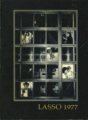 Primary view of object titled 'The Lasso, Yearbook of Howard Payne University, 1977'.