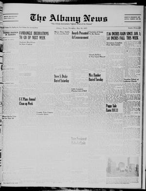 Primary view of object titled 'The Albany News (Albany, Tex.), Vol. 73, No. 38, Ed. 1 Thursday, May 30, 1957'.