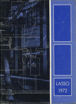 Primary view of object titled 'The Lasso, Yearbook of Howard Payne College, 1972'.
