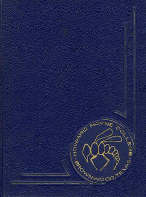 Primary view of object titled 'The Lasso, Yearbook of Howard Payne College, 1965'.