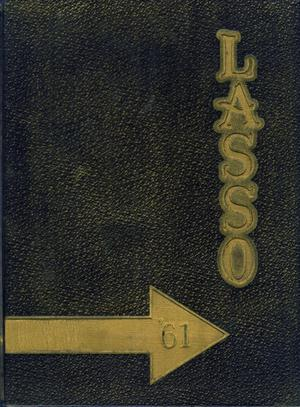 Primary view of object titled 'The Lasso, Yearbook of Howard Payne College, 1961'.
