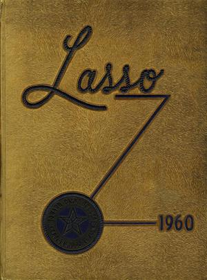 Primary view of object titled 'The Lasso, Yearbook of Howard Payne College, 1960'.