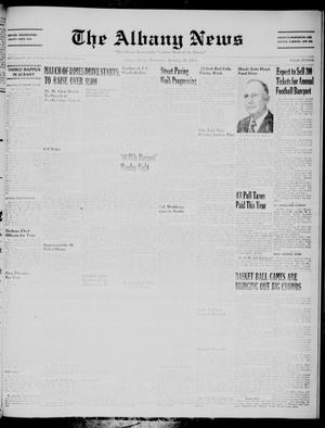 Primary view of object titled 'The Albany News (Albany, Tex.), Vol. 71, No. 19, Ed. 1 Thursday, January 20, 1955'.