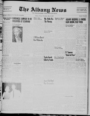 Primary view of object titled 'The Albany News (Albany, Tex.), Vol. 73, No. 35, Ed. 1 Thursday, May 9, 1957'.
