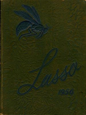 The Lasso, Yearbook of Howard Payne College, 1956