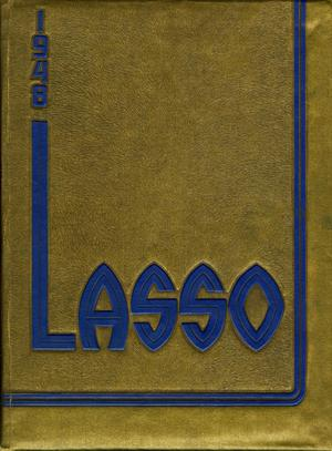 Primary view of object titled 'The Lasso, Yearbook of Howard Payne College, 1948'.