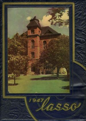 The Lasso, Yearbook of Howard Payne College, 1947