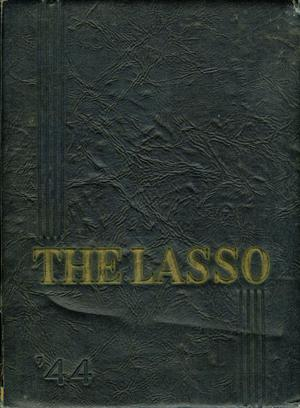 Primary view of object titled 'The Lasso, Yearbook of Howard Payne College, 1944'.