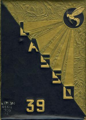 Primary view of object titled 'The Lasso, Yearbook of Howard Payne College, 1939'.